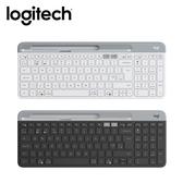 [富廉網]【Logitech】羅技 K580 超薄跨平台藍牙鍵盤