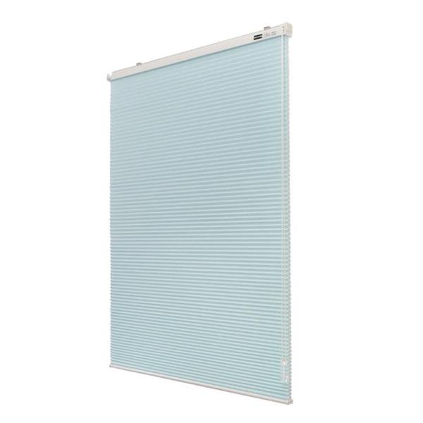 免打孔百葉窗簾蜂巢簾拉珠升降辦公室陽台客廳遮光隔熱電動風琴簾 「ATF艾瑞斯」