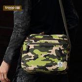 【TROOP】都會時尚URBAN單肩包/TRP0404CF(迷彩色)