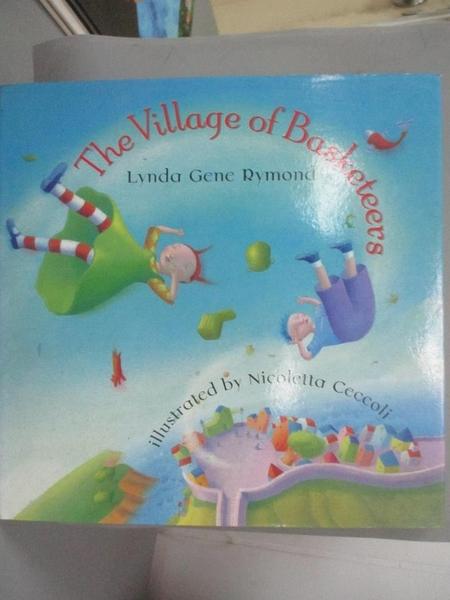 【書寶二手書T7/少年童書_ZCU】The Village of the Basketeers_Rymond, Lynd