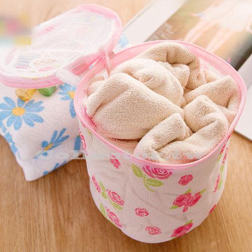 折疊式內衣專用洗衣袋 細網護洗袋 洗衣機專用網袋