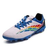 足球鞋-輕量耐磨舒適專業男運動鞋2色71z12[時尚巴黎]