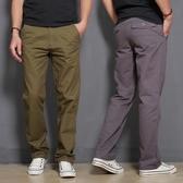 戶外休閒褲男西褲男寬鬆直筒工作褲秋裝工裝褲男長褲純棉冬季褲子