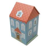 MOOMIN嚕嚕米迷你便條紙與房屋造型硬紙收納盒組(小不點亞美)★funbox★sun-star_UA53991