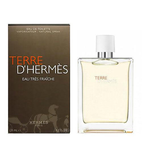 ※薇維香水美妝※Hermes 愛馬仕 大地極致清新淡香水 5ml分裝瓶 實品如圖二
