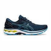 Asics Gel-kayano [1011A835-401] 男鞋 運動 慢跑 健走 休閒 輕量 避震 亞瑟士 藍黑