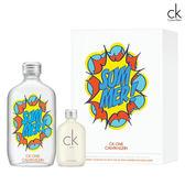 Calvin Klein CK ONE Summer 2019夏日限量版組合 發燒新品 香氛禮盒 夏日香氛 母親節推薦 SP嚴選家