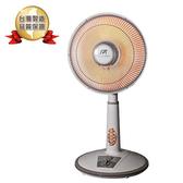 尚朋堂鹵素定時電暖器SH-8050T