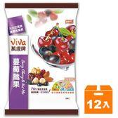 萬歲牌 蔓莓纖果 125g (12入)/箱