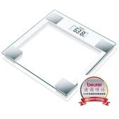 德國博依GS14典雅方框玻璃體重計