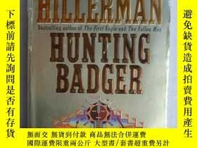 二手書博民逛書店Hunting罕見Badger Y146810 Tony Hil