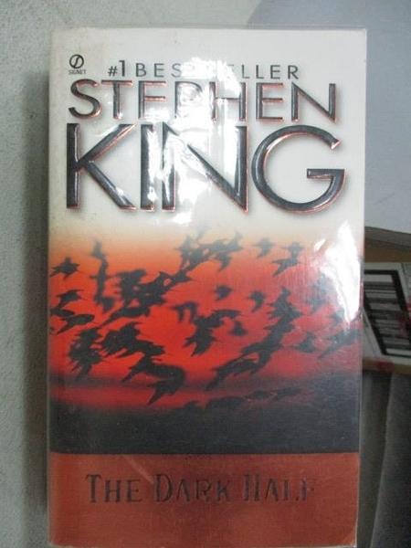 【書寶二手書T5/原文小說_MOP】The Dark Half_Stephen King
