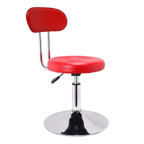 吧臺椅升降靠背椅子吧椅酒吧椅高腳椅圓凳子家用旋轉吧臺凳美容凳 南風小鋪