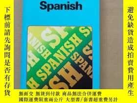 二手書博民逛書店Teach罕見yourself:Spanish(英文原版)Y11