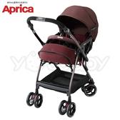 【2019新品】愛普力卡 Aprica Optia Premium 嬰兒手推車-阿波羅