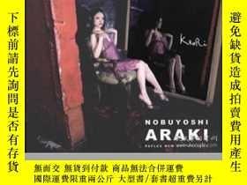 二手書博民逛書店Nobuyoshi罕見Araki - KaoriY307751 Edited Reflex, 2005 ISB