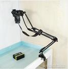 俯拍支架傑上俯拍支架單反相機架攝像頭監控架子攝影獨腳架桌面床頭投大宅女韓國館YJT