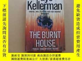 二手書博民逛書店The罕見Burnt House (Peter Decker and Rina Lazarus Crime Thr