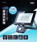 LED感應投射燈30W/110V 220...