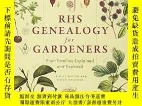 二手書博民逛書店Rhs罕見Genealogy For GardenersY256260 Simon Maughan Mitch