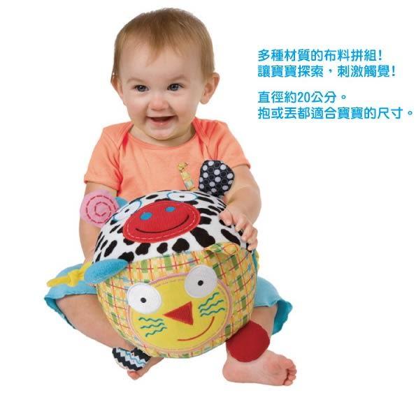【奇買親子購物網】美國ALEX 農場動物滾球