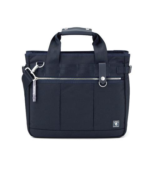 【漢博】PORTER NEW HEAT 系列 公事包 - 深藍色 保證真品 11419-11405