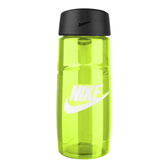 Nike Water Bottle [NOB82715OS] 運動 路跑 單車 登山 輕便 訓練 水壺 綠 小 16OZ