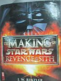【書寶二手書T6/影視_QBB】The Making of Star Wars: Revenge of the Sith