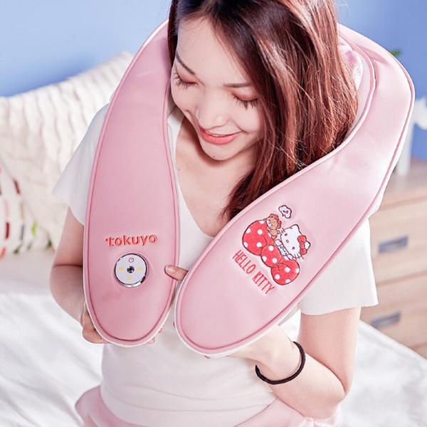 Hello Kitty X tokuyo 肩頸鬆按摩器 TH-519H