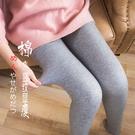 一體褲女士光腿襪 螺紋棉女生休閒褲 修身褲顯瘦連褲襪褲子 韓版冬打底褲運動褲 潮流女生長褲