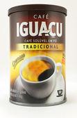 巴西咖啡 CAFE IGUACU 100g 巴西老牌IGUACU 伊瓜蘇純黑即溶咖啡粉 100公克罐裝