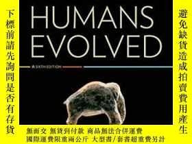 二手書博民逛書店How罕見Humans Evolved (sixth Edition)Y255562 Robert Boyd