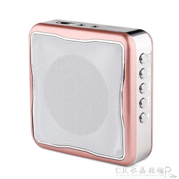 T6迷你擴音器教師專用無線耳麥講課蜜蜂導游小喇叭『』
