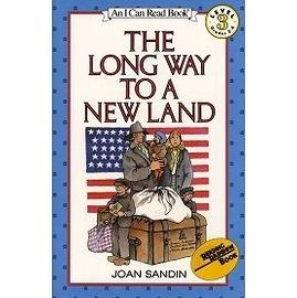 〈汪培珽英文書單〉〈An I Can Read系列:Level 3)The Long Way to a New Land / 讀本