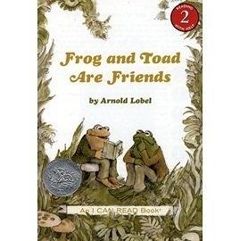 〈汪培珽英文書單〉〈An I Can Read系列: Level 2 〉FROG AND TOAD ARE FRIENDS /讀本