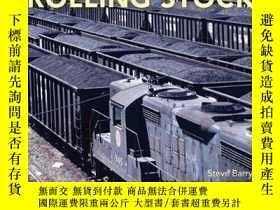 二手書博民逛書店Railroad罕見Rolling Stock (Gallery)-鐵路車輛(廊道)Y443421 Steve