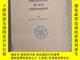 二手書博民逛書店plasma罕見phenomena in gas discharges(P037)Y173412