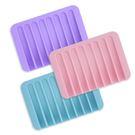 香皂盒防滑皂墊/瀝水皂墊 乙入 隨機出貨...