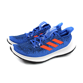 adidas SenseBOUNCE +M 運動鞋 慢跑鞋 藍色 男鞋 G27356 no739