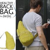 Healthy Back Bag 6103_CI檸檬黃 雪花寶背包-小型斜背包