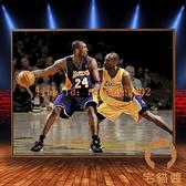 diy數字油彩畫詹姆斯科比庫里哈登填充涂色手繪油畫NBA籃球【宅貓醬】