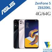 【贈傳輸線+立架】 ASUS ZenFone 5 ZE620KL 4G/ 64GB 6.2吋 雙卡智慧手機【葳訊數位生活館】