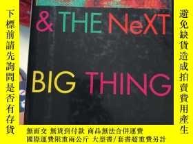 二手書博民逛書店STEVE罕見JOBS & THE NEXT BIG THING
