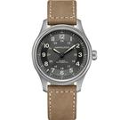 Hamilton 漢米爾頓 卡其野戰系列 TITANIUM機械錶 H70545550