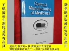 二手書博民逛書店Contract罕見Manufacturing of Medic
