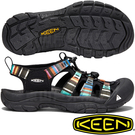 KEEN 1003480黑/彩色 New...