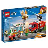 樂高 LEGO 60214 漢堡餐廳火災救援