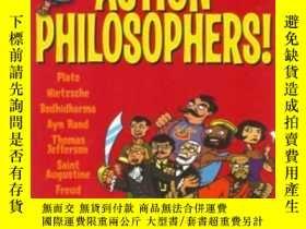 二手書博民逛書店Action罕見Philosophers Vol. 1Y256260 Fred Van Lente Evil