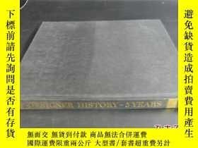 二手書博民逛書店DESIGNER罕見HISTORY 5 YEARS 2001-2