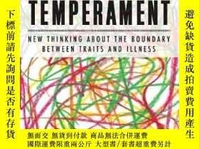 二手書博民逛書店Child罕見Temperament: New Thinking